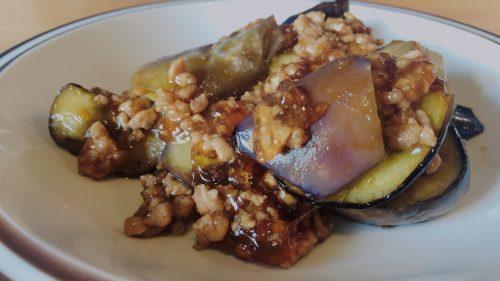 nasusoboro-cooking